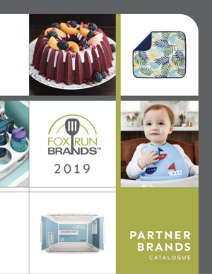 Fox Run Brands 2019 Partners Catalog