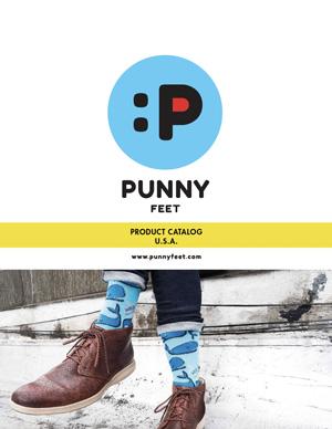 2019 Punny Feet Catalog